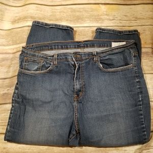 *6 for $20* Plus Size Angry Rabbit Cropped Jean